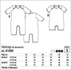 Heldragt - 81000 - Stof & Stil