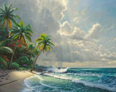 Clearing Storm by Mark Keathley  -  Pinned 8-17-2015.