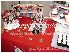 Jake y los Piratas de Nunca Jamas By Wrappers Factoria Eventos  TuCumpleTematico@gmail.com