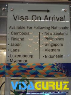 """India planning to process to extend & introduce """"Visa on Arrival"""" to 40 Nations"""