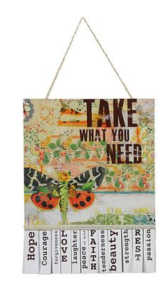 Take What You Need-Butterfly   Garden Gallery Iron Works no longer avialble