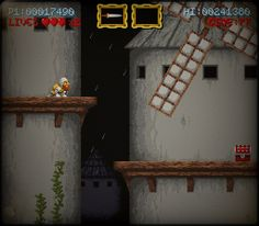 Maldita Castilla 1.0 Defend your kingdom… For God and Castile!  The lament of a young witch has been turned into a key for demons. Guide Don Ramiro through the cursed lands of Tolomera and expel the evil that entered the Kingdom of Castile. #videogames #retrogaming #computergames
