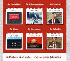 Der Buchkalender aus dem MIDAS Verlag