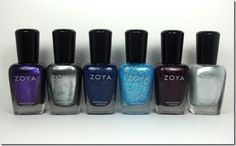 New! Zoya Zenith Collection Swatches, Review, Photos