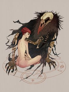 Ghostly comic influenced illustrations by Lenka Simeckova - http://www.bleaq.com/2014/lenka-simeckova?utm_content=bufferc0958&utm_medium=social&utm_source=plus.google.com&utm_campaign=buffer