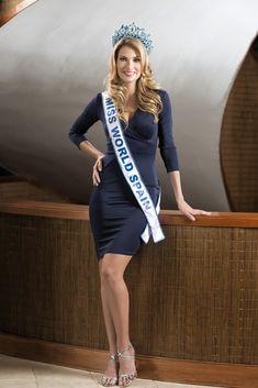 Entrevista y fotografías exclusivas de Mireia Lalaguna, la nueva Miss World Spain