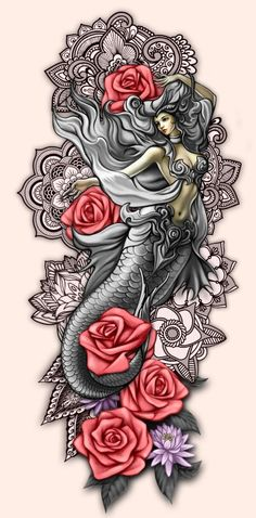 Custom tattoo designer Snizhko Oleg   Tattoodo.com