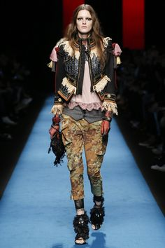 Dsquared2, Look #13