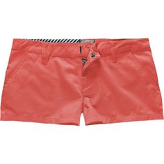 VOLCOM Stonechino Womens Shorts $34.99