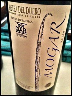 El Alma del Vino.: Bodegas Pagos de Mogar Roble 2010.