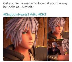 Spirited Away Chihiro Cosplay, Bill Cipher Cosplay Wig, Harley Quinn Cosplay Dress, MercyStaff Cosplay, PjMasks Cosplay Kingdom Hearts 3, Kingdom Hearts Characters, Vanitas Kingdom Hearts, Chihiro Cosplay, Kh 3, Memes, The Way He Looks, Shall We Date, Indie Games