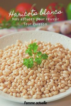 French Food, White Beans, Vegan Gluten Free, Healthy Dinner Recipes, Ground Beef, Buffet, Food And Drink, Lard, Keto