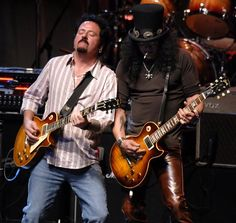 Steve Lukather & Slash