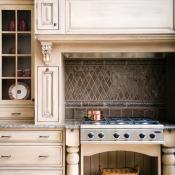 Kraftmaid Maple Biscotti with Cocoa Glaze Kitchen | For the Home ...