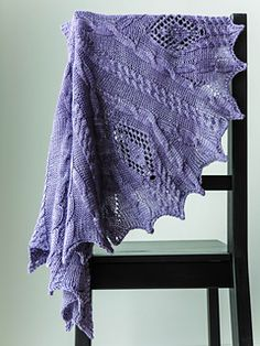 Ravelry: Divergence pattern by Cindy Garland