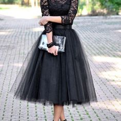 Long Sleeve Prom Dress,Tulle Prom Dress,Mid Calf Prom Dress from ydresses Cheap Evening Dresses, Mermaid Evening Dresses, Cheap Dresses, Elegant Dresses, Prom Dresses Long With Sleeves, Knee Length Dresses, Tulle Prom Dress, Look Fashion, Blouses For Women