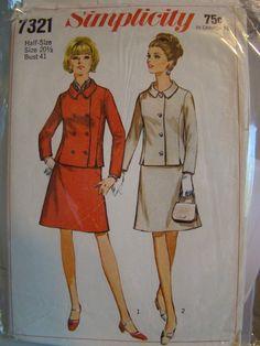Vintage suits