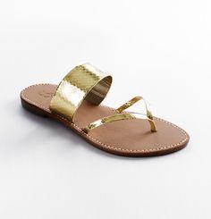 Fancy flip flop