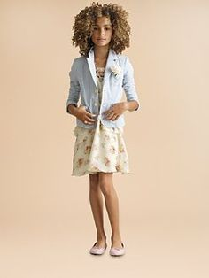 Cute look for a tween My Little Girl 2365cc3e7