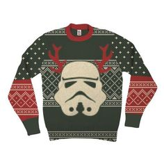 Ugliest christmas sweaters ❤ liked on Polyvore featuring tops, sweaters, christmas sweaters and xmas sweaters