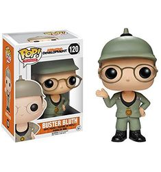 Buster Bluth  Good Grief Funko POP x Arrested Development Vinyl Figure *** Find out more about the great product at the image link. (This is an affiliate link) #MarvelActionFigures