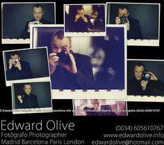 Precios y tarifas Edward Olive locutor, actor y presentador. Precio, tarifa de locutores y dobladores para locuciones, doblaje y voz en off en Madrid