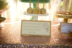 Pastel Dream Catcher themed birthday party via Kara's Party Ideas KarasPartyIdeas.com Printables, cake, invitation, decor, cupcakes, recipes, supplies, etc! #dreamcatcherparty #dreamcatcher #karaspartyideas (9)