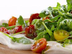 Salada com Creme de Ricota - Food Network