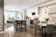 BAZIS delivers contemporary style and spacious homes with the launch of Bartley Towns at Eglinton and Victoria Park