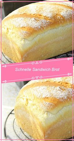 Zutaten: 480 g Weizenmehl 125 ml Milch (Vollmilch) 125 ml Wasser (heiß) 55 Beverly&RecettesVégétaliennes Sandwich Recipes, Bread Recipes, Quick Sandwich, Ideas Sándwich, Sandwiches, Pampered Chef, Food Cakes, Cheesecake Recipes, Strawberry Cheesecake