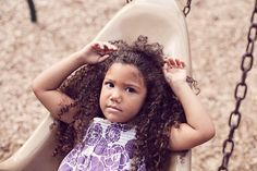 Cuteness @ biracial & mixed hair #biracialhair #mixedhair