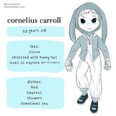 Passion Project, Cornelius, Digital Portrait, Light Novel, Custom Art, Little Sisters, Writer, The Past, Character Design
