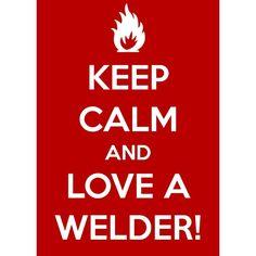 Love my welder!!!! ♥