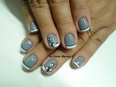 butterfly | nail art