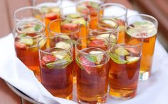 There's no summer drink more quintessentially British than Pimm's - but what's   the secret to a good one?