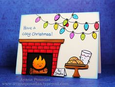 Cozy Christmas (2) by AyanaP., via Flickr
