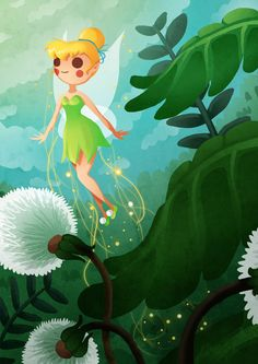 Tinker Bell by Nokiramaila.deviantart.com on @DeviantArt