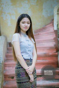 Myanmar lovely girl