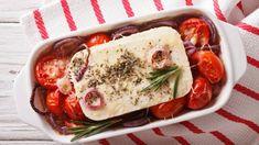 Sie haben keine Lust, aufwändig zu kochen, wollen aber ein leichtes Gericht? Dann ist dieses Rezept für gebackenen Feta mit Tomaten perfekt.