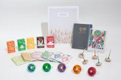 £10 and under Crystal Bell: £8.00 Momosan Shop spinning top, spaghetti: £9.50 Shirayuki Fuukin Handkerchief, variedprints: £6.00 Momosan Sh...