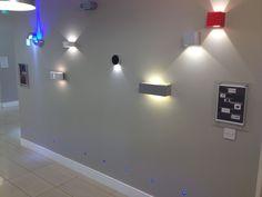 www.nationallighting.ie National Lighting, Lighting Showroom, Wall Lights, Ceiling Lights, Track Lighting, Home Decor, Appliques, Decoration Home, Room Decor