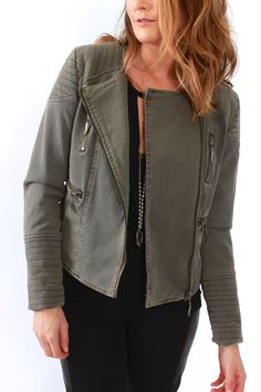 L'ateliere, The Rara Jacket from Viva Diva Boutique