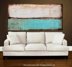 PAINTING original textured Painting abstract painting Original landscape painting wall art from jolina anthony