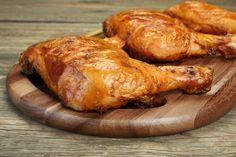 Egyszerű elkészíteni, mégsem a megszokott fogás. Dessert Recipes, Desserts, Poultry, Bacon, Turkey, Food And Drink, Lunch, Meat, Dinner