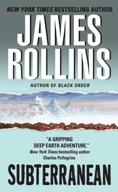 Can't go wrong with any book by James Rollins