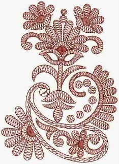 Nice Look Embroidery Patch Designs - Embdesigntube