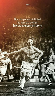 This is Darwin's theory..... Natural selection......... i.e, survival of the fittest :) Cristiano Ronaldo Cr7, Cr7 Vs Messi, Cristino Ronaldo, Cristiano Ronaldo Wallpapers, Ronaldo Football, Neymar, Gareth Bale, Cr7 Junior, Cr7 Wallpapers