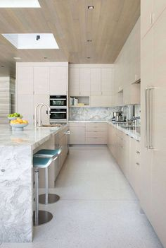 Contemporary Classic by Mattingly Thaler Architecture Latest Kitchen Designs, Modern Kitchen Design, Contemporary Kitchens, Contemporary Classic, New Kitchen, Kitchen Cabinets, Design Ideas, Layout, Houses