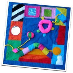 juguetes didacticos de tela para bebes - Buscar con Google