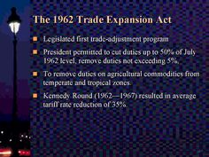 Trade Expansion Act